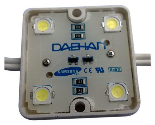 đèn led module hàn quốc 4 bóng